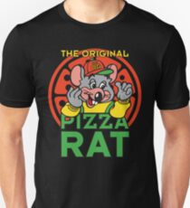 The Original Pizza Rat Slim Fit T-Shirt