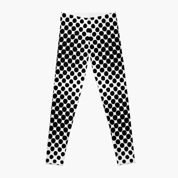 Radial Dot Gradient Leggings