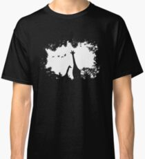 Giraffe Mother and Child Classic T-Shirt