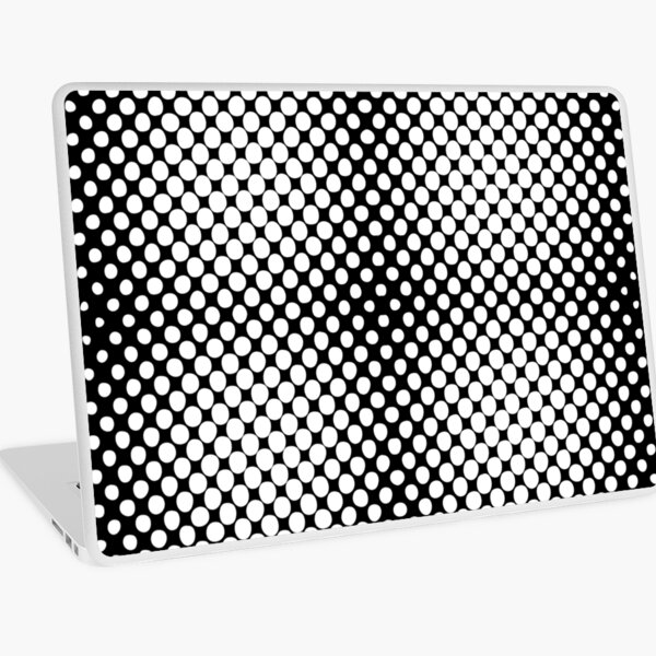 Radial Dot Gradient Laptop Skin