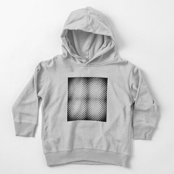 Radial Dot Gradient Toddler Pullover Hoodie