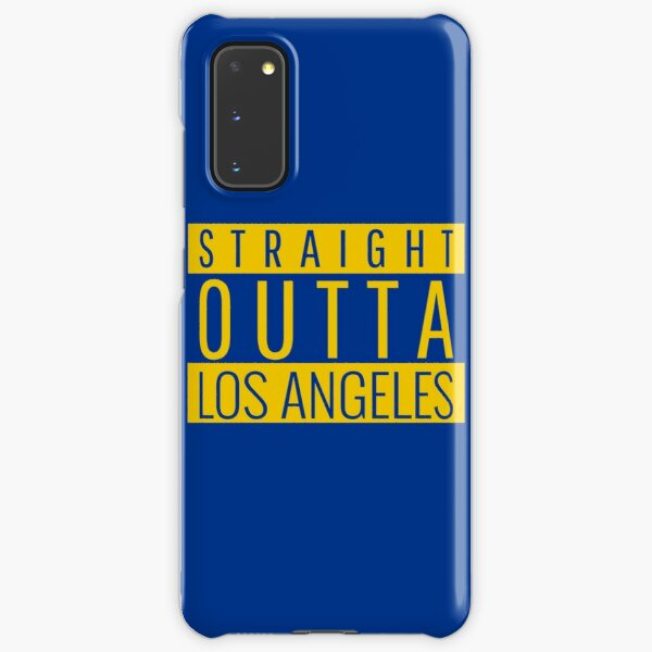 Straight Outta Los Angeles Football Samsung Galaxy Snap Case