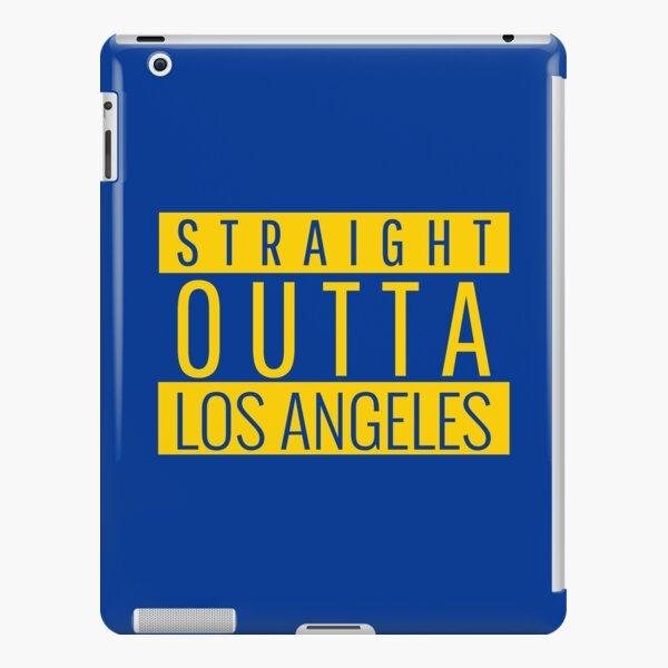 Straight Outta Los Angeles Football iPad Snap Case