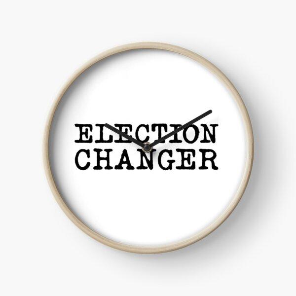 Election Changer Clock