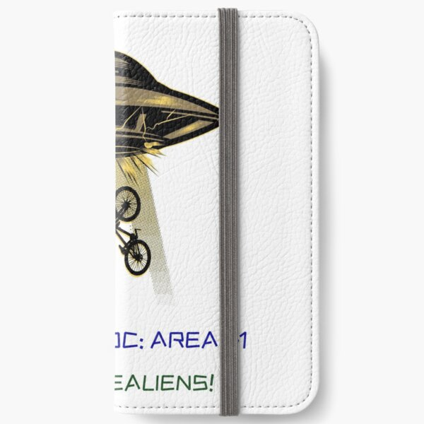 Area 51 Raider iPhone Wallet
