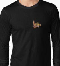 NewfieDish TM  Long Sleeve T-Shirt