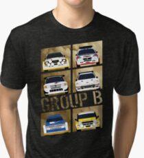 Group B Tri-blend T-Shirt