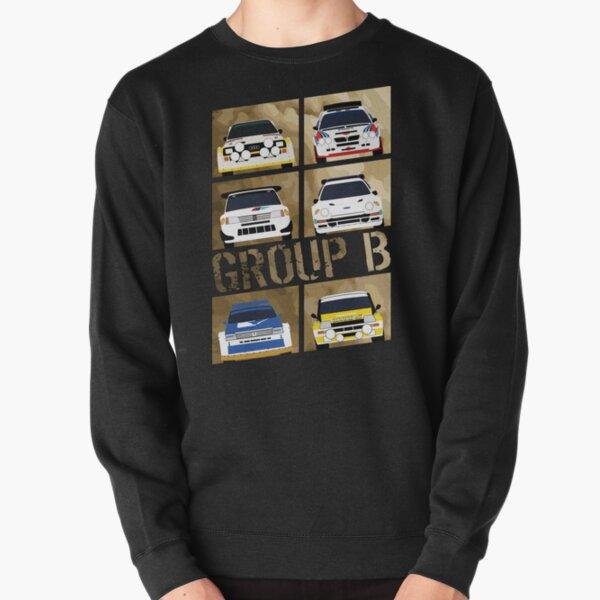 DRIFT MASTER SNAKE RACING TARMAC RIDER CARS SPEED Mens Black Sweatshirt