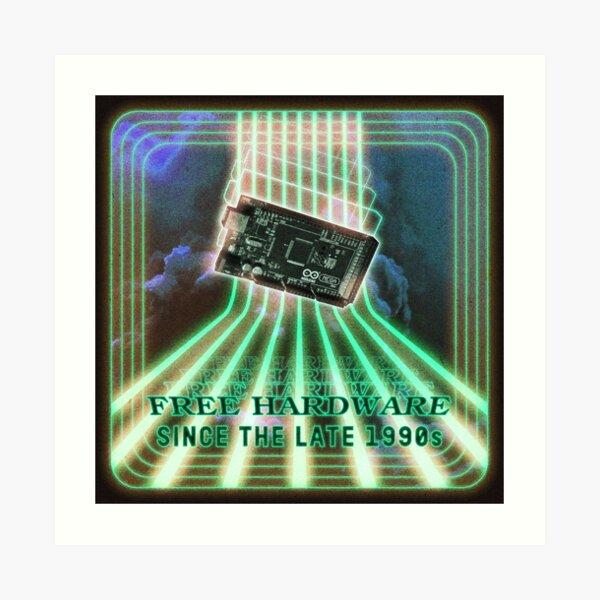 Free Hardware Impression artistique