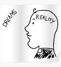 Träume / Realität Pater Ted Poster