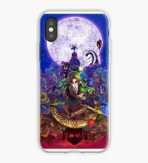 Majoras Mask 3D iPhone Case