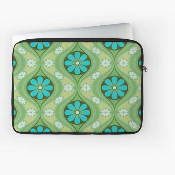 y2k indie flowers Laptop Sleeve
