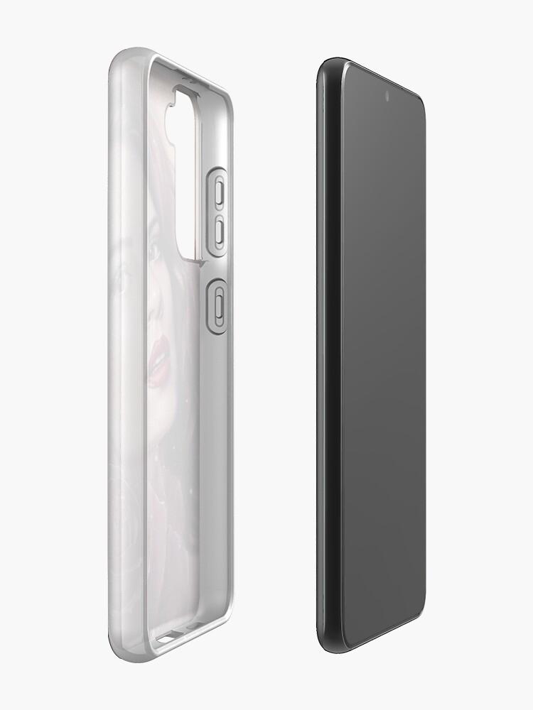 Alternate view of Hayley Samsung Galaxy Phone Case