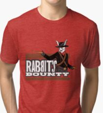 Rabbit's Bounty Tri-blend T-Shirt