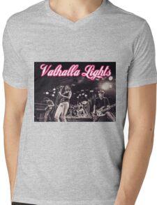 Valhalla Lights Rock Band!! Mens V-Neck T-Shirt