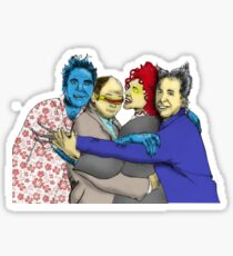 The Uncanny Seinfeld Sticker