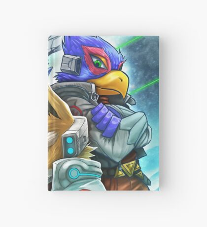 Space Animals Hardcover Journal