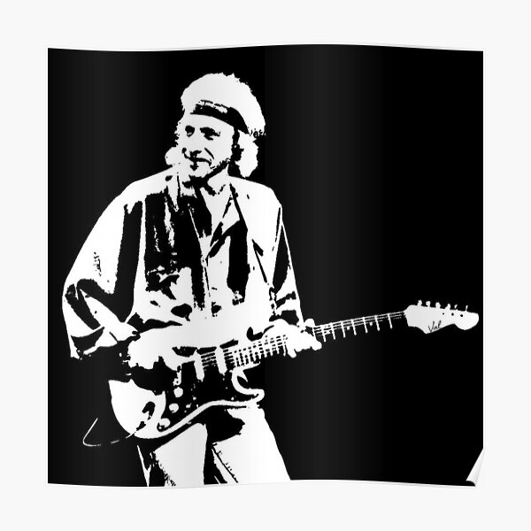 Dire Straits Poster