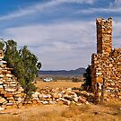 Old and New accommodation, Flinders Ranges. South Australia. by johnrf