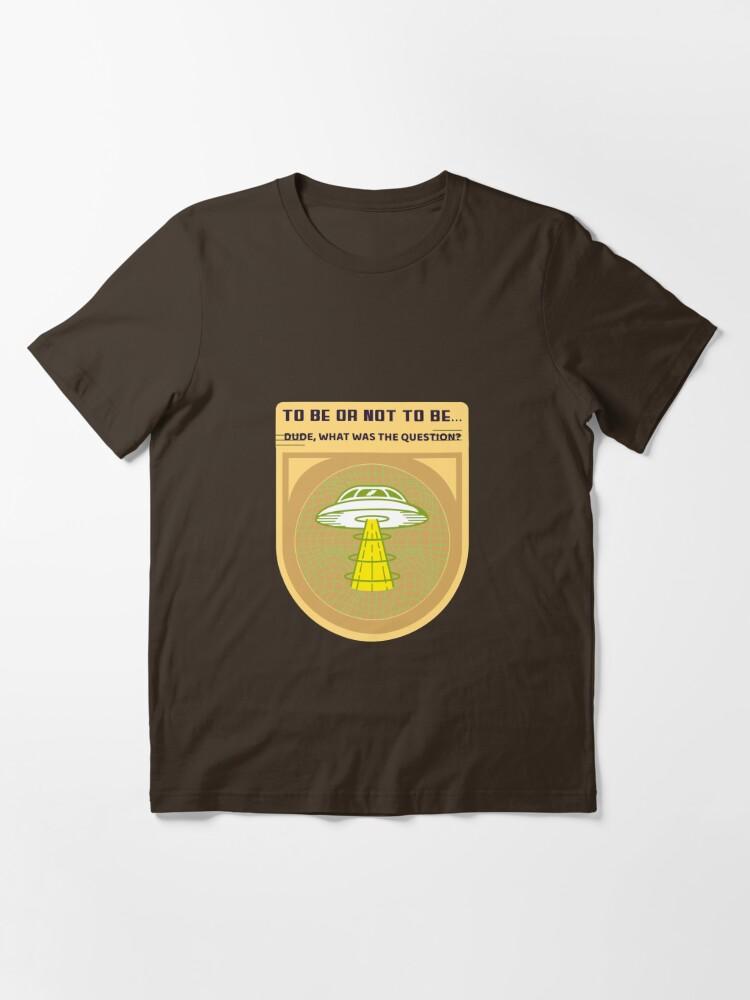 Alternate view of Urban Wordsmith Essential T-Shirt
