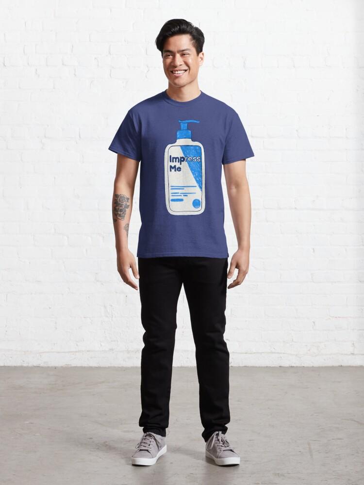 Alternate view of Impress Me Classic T-Shirt