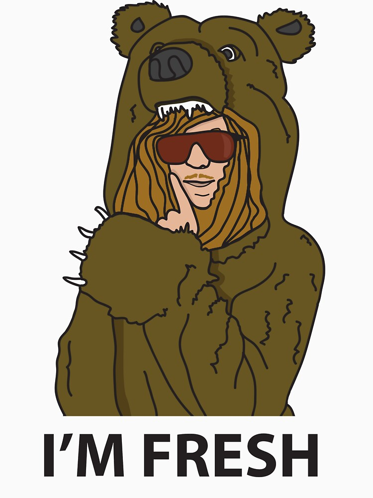 Workaholics - Blake's Bearcoat | Unisex T-Shirt