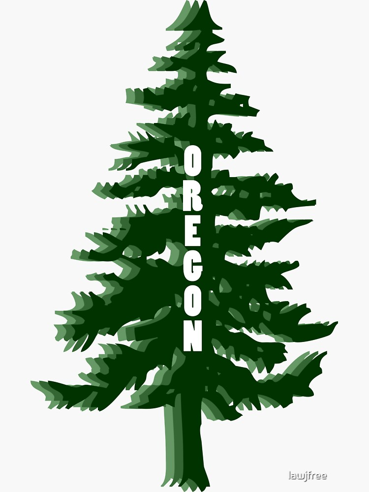 Oregon Tree by lawjfree