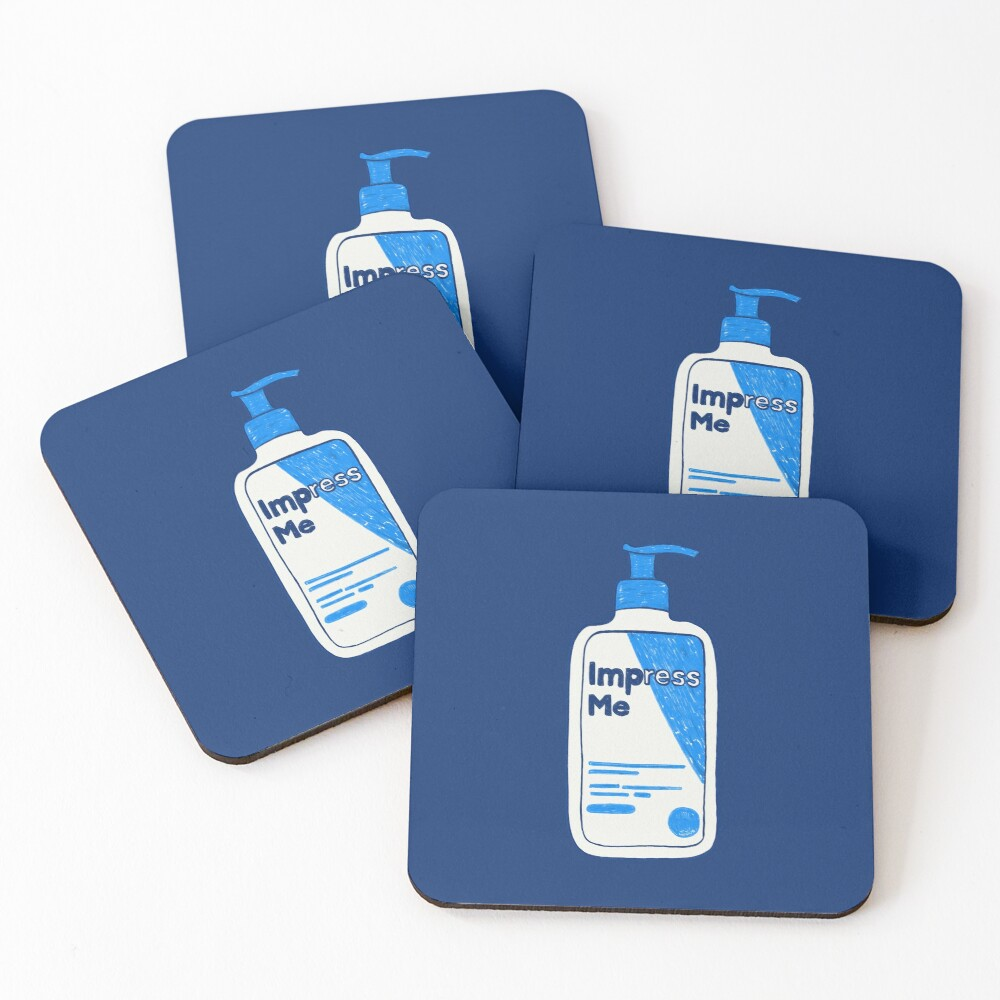 Impress Me Coasters (Set of 4)