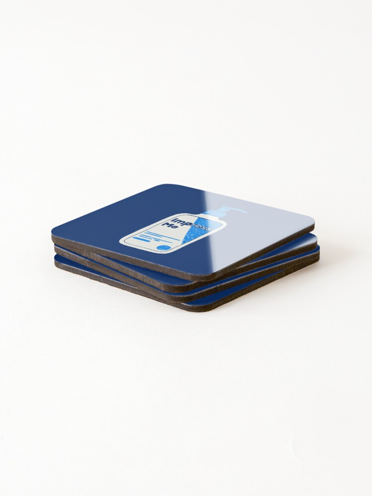 Alternate view of Impress Me Coasters (Set of 4)
