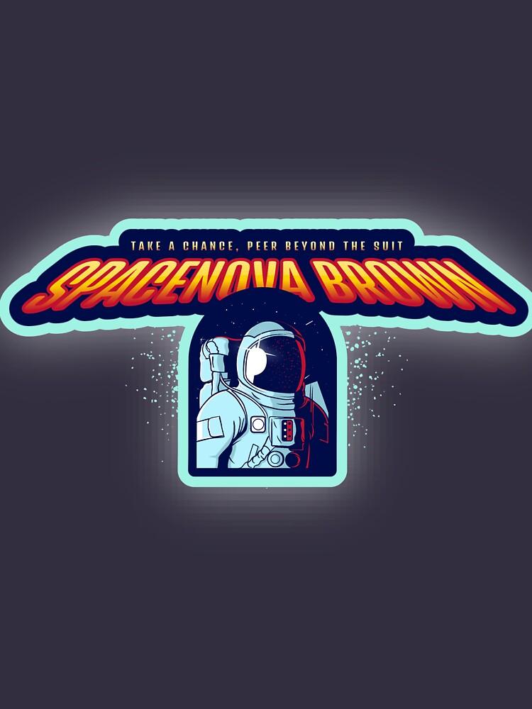 Spacenova Brown by MTMERCANTILE