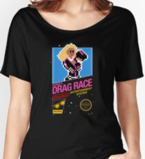 8-bit RuPaul's Drag Race Women's Relaxed Fit T-Shirt