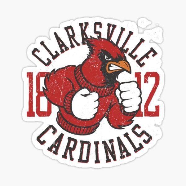 Clarksville Cardinals Sticker