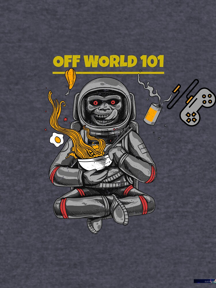 Off World 101 by MTMERCANTILE