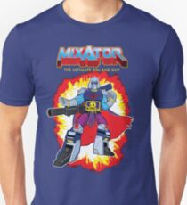 MIXATOR, The Ultimate 80s Bad Guy! T-Shirt