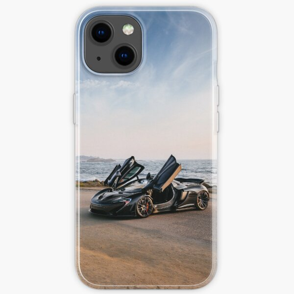 McLaren P1 Looking For The Perfect Road iPhone Soft Case