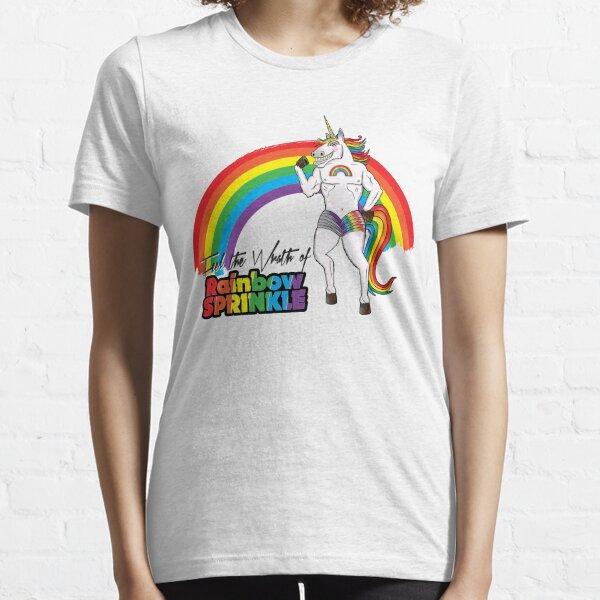 Rainbow Sprinkle - Pack Of Heroes Essential T-Shirt