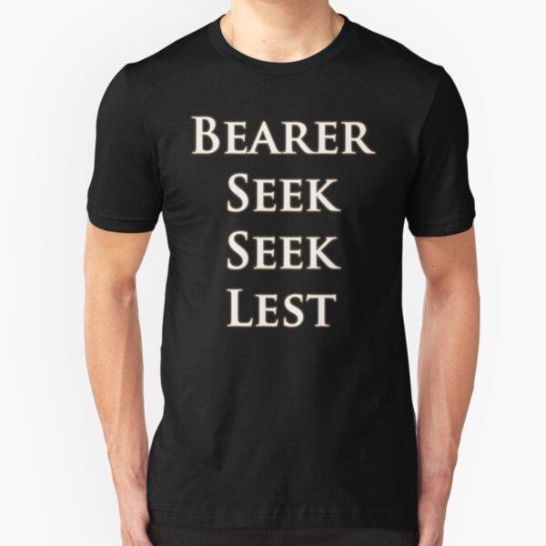 Bearer Seek Seek Lest Slim Fit T-Shirt