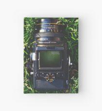 Bronica SQ Medium Format Film Camera Hardcover Journal