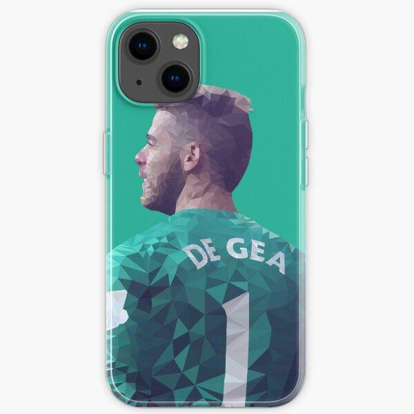 David De Gea - Manchester United iPhone Soft Case