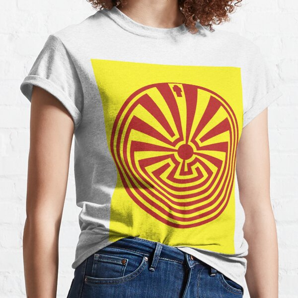 I'itoi or I'ithi is, in the cosmology of the O'odham peoples of Arizona, the mischievous creator god who resides in a cave below the peak of Baboquivari Mountain Classic T-Shirt