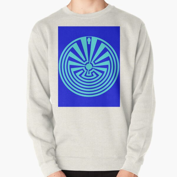 I'itoi or I'ithi is, in the cosmology of the O'odham peoples of Arizona, the mischievous creator god who resides in a cave below the peak of Baboquivari Mountain Pullover Sweatshirt