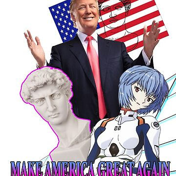 Make Anime Great Again  by lccater