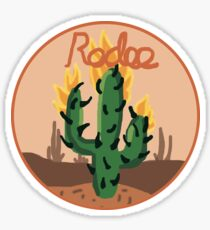 Travis Scott, Rodeo Sticker