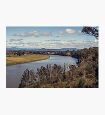 Macleay River, Kempsey NSW Australia Photographic Print