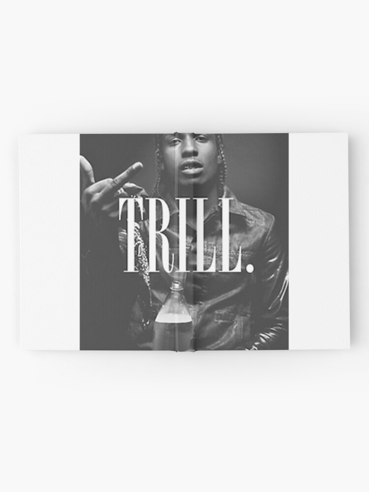 Alternative Ansicht von Trill - A $ AP Notizbuch