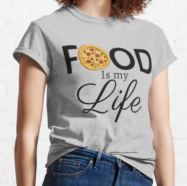 PIZZA OVER PEOPLE T SHIRT FOOD LOVER MIND OVER MATTER FOODIE LOVE FASHION TUMBLR