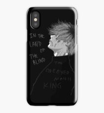 One Eyed King iPhone Case/Skin