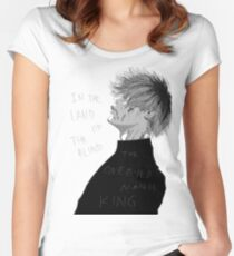 One Eyed King Women's Fitted Scoop T-Shirt