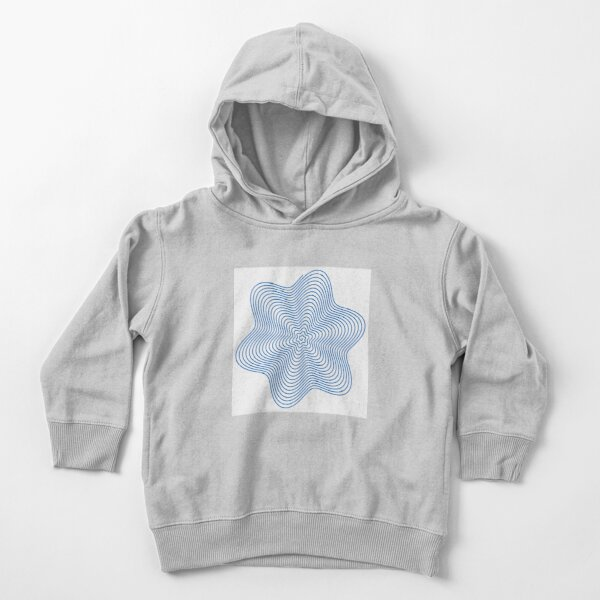 spiral  Toddler Pullover Hoodie