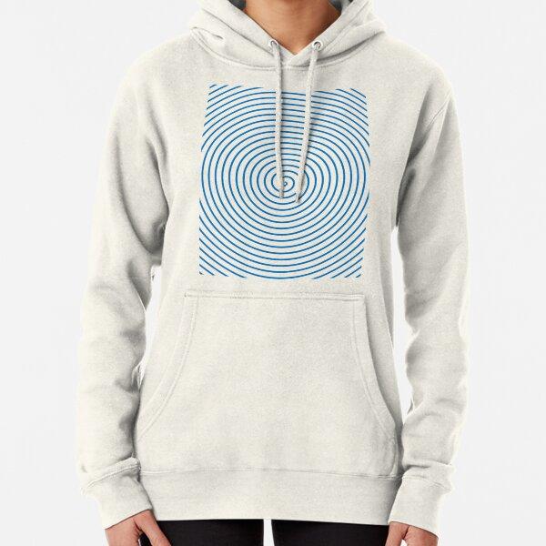 spiral  Pullover Hoodie